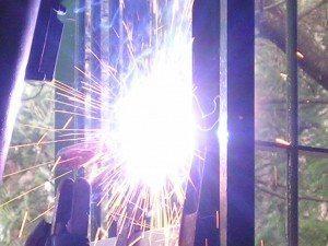 Orbital welding application